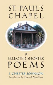 St. Paul's Chapel & Selected Short Poems