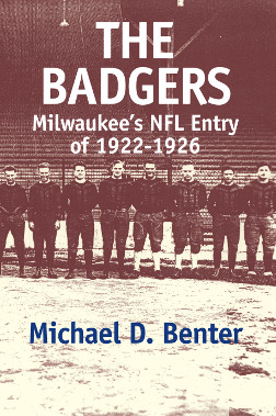 Benter Badgers cover