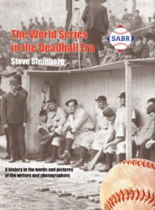 The World Series in the Dead Ball Era