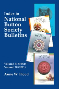 20-Year Index to the National Button Society Bulletins