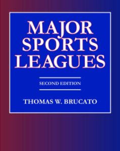 Major Sports Leagues Bookcover