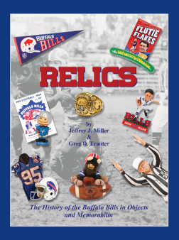 Relics Cover Page