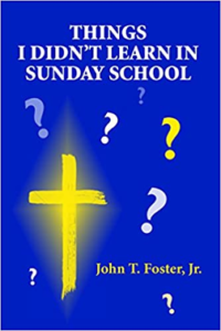 Things I Didn't Learn in Sunday School-Title Cover