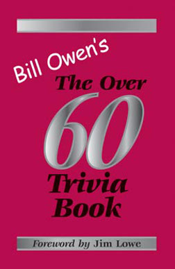 The Over 50 Trivia Book